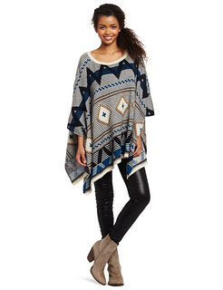 BB Dakota Juniors Dupree Poncho