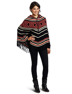Volcom Juniors Machu Peaches Poncho