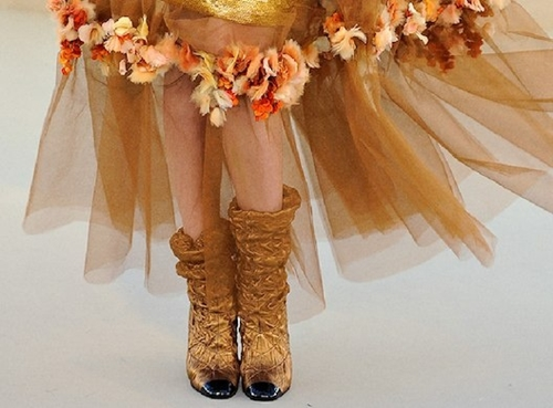 couture boots