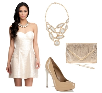 Romantic Valentine´s Day Outfit