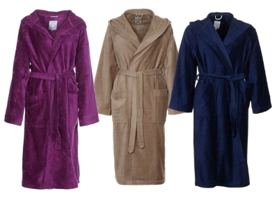 Mothers Day Gift Ideas - Tom Tailor Bathrobes