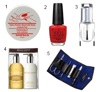 Mothers Gift Idea - Nails