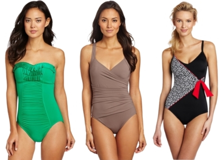 Best Swimsuits for Apple Shaped Women