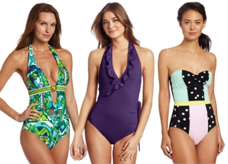 Best Swimsuits for Straight Shaped Women
