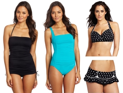 Where to Shop the Perfect Swimsuits for Your Body Type