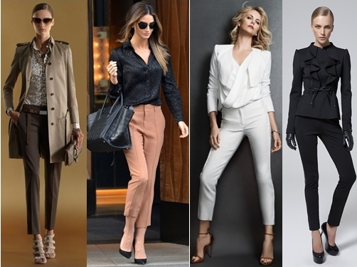 cropped wear to work pants