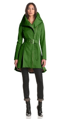 BCBGeneration Womens Uptown Trench