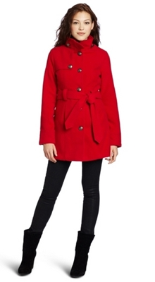 Jack Womens Connell Trench Coat