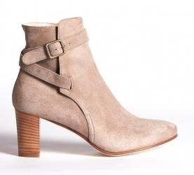 Short Suede Boots