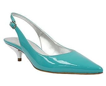 TAHARI Faye Sling Back Pumps