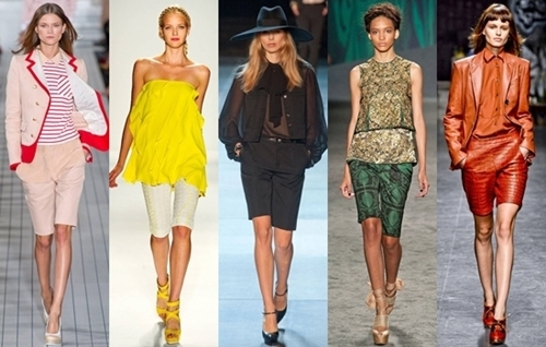 How to Wear the Bermuda Shorts Spring/Summer Trend