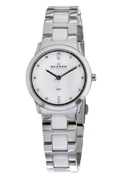 Skagen Swarovski Crystal Watch