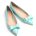 6 Beautiful Flat Shoes with Bow Detail