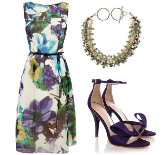 elegant summer wedding guest dresses