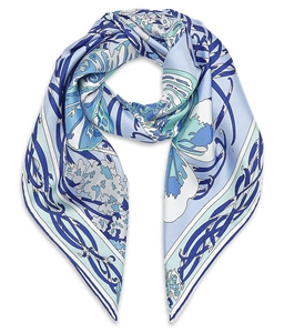 Emilio Pucci Butterfly Scarf