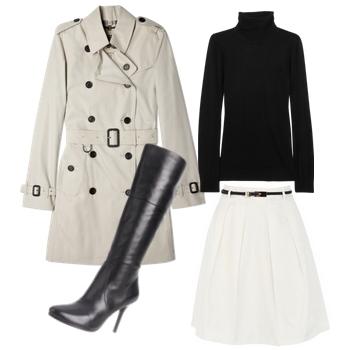 basic stylish outfit