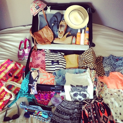 what to pack for thailand holiday