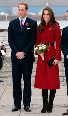 KateMiddleton LK Bennett Ami coat