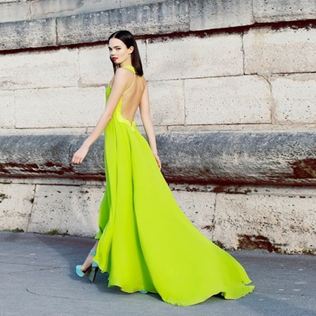citron dress