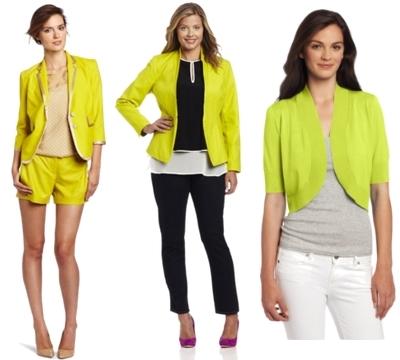 citron jacket
