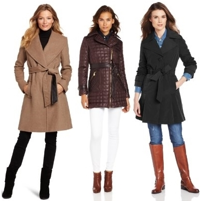 Belted Coats Trend for Fall Winter 2013