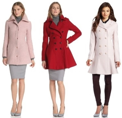 Ladylike Coat Trend for Fall Winter 2013