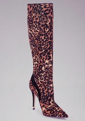 Payton Leopard Boots
