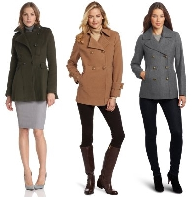 Peacoat Trends for Fall Winter 2013