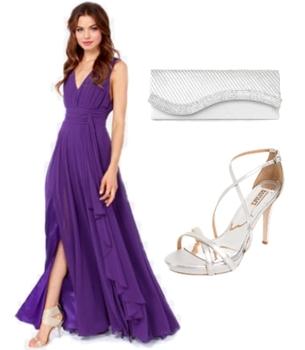 Dream Purple Dress