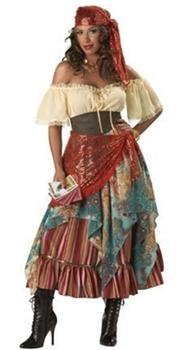 InCharacter Costumes LLC Fortune Teller Dress