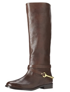 Lauren Ralph Lauren Womens Jenny Harness Boot