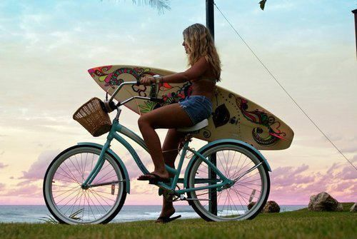 fashionable electra bike