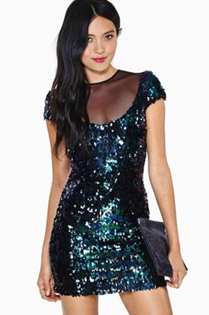 Dress The Population Annalyn Sequin Dress