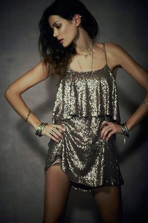 Sunkissed Sequin Dress