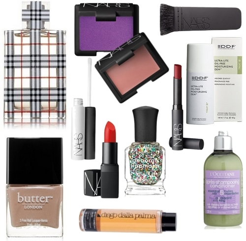 christmas gifts beauty products
