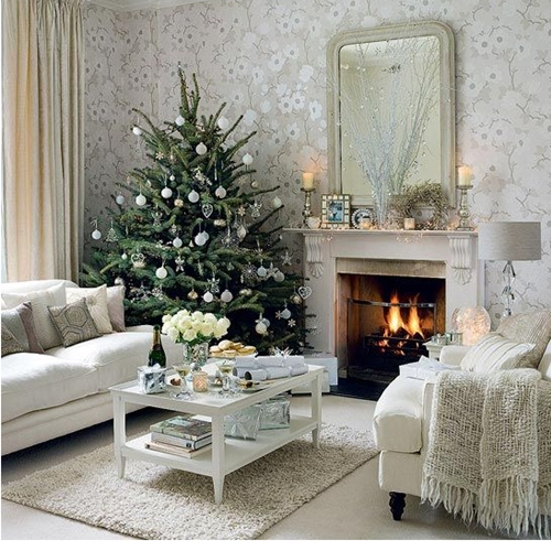 decorating your home for winter