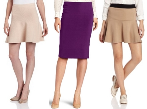how to choose skirts that flatter your figure