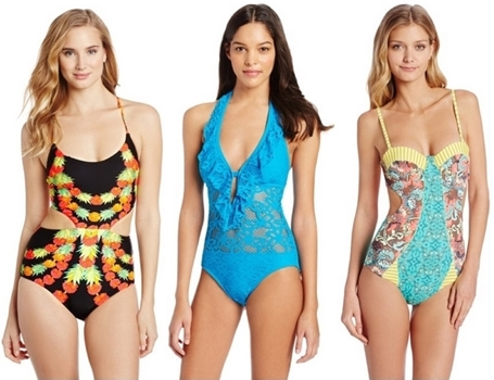 Fashion One Piece Swimsuit Trend