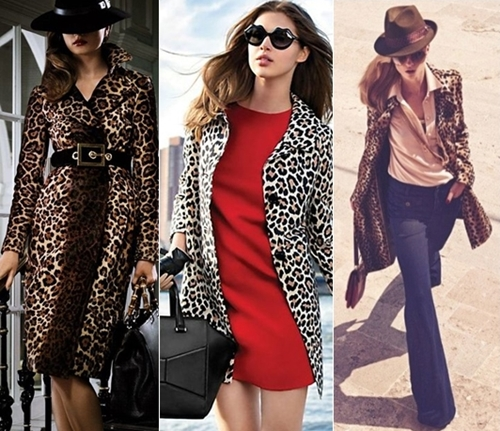 how to wear leopard print coat editorial inspired