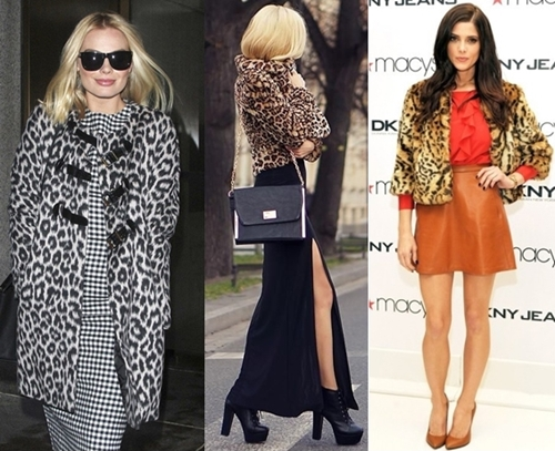 how to wear modern leopard print unexpected
