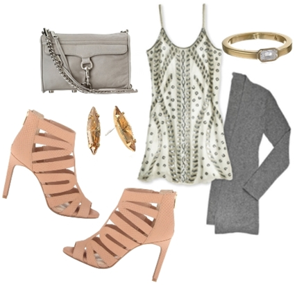 valentines day embellished dress outfit1