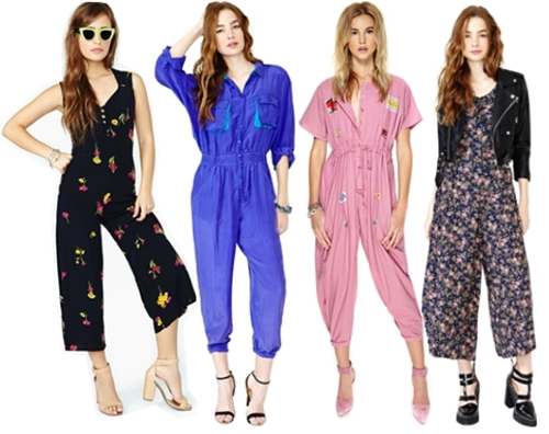 vintage one of a kind jumpsuits