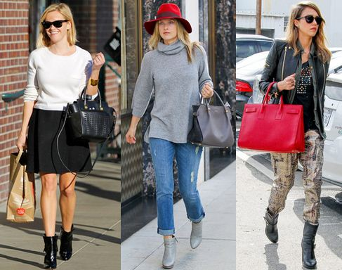Celebrity Fashion: How to Look Stylish While Running Errands