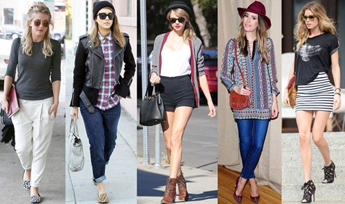 5 Must Try Celebrity Styles For Daytime