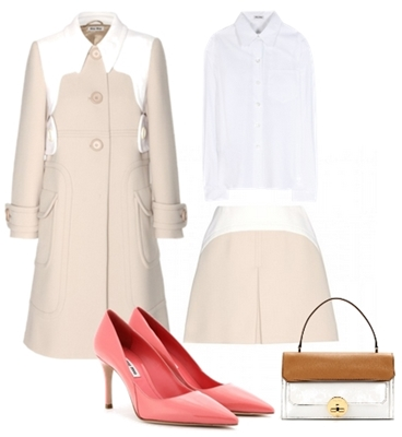 Miu Miu Wool Coat outfit