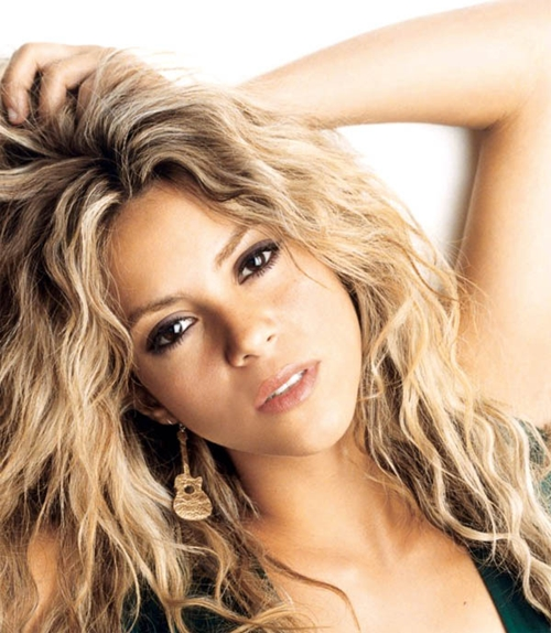 shakira s make up and beauty advice