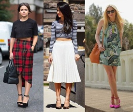 Thumbnail image for Fashion Blogger Roundup: How to Wear Prints for Spring
