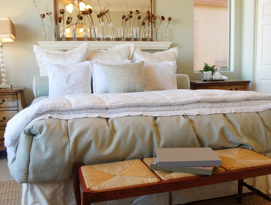 Tips for Creating an Idyllic Romantic Bedroom Setting