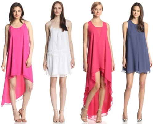 Easy Dresses for Summer Weekends