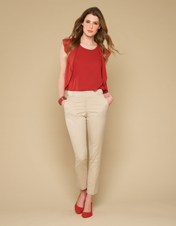 Indie Trouser grey stone